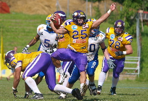 Vikings advance to Final after victory over Giants (c) Vienna Vikings