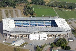 Magdeburg Stadium - Home of German Bowl XXXIII (c) AFVD